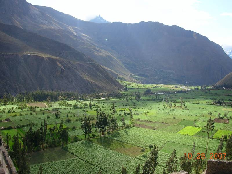 Foto: Urubamba Valley