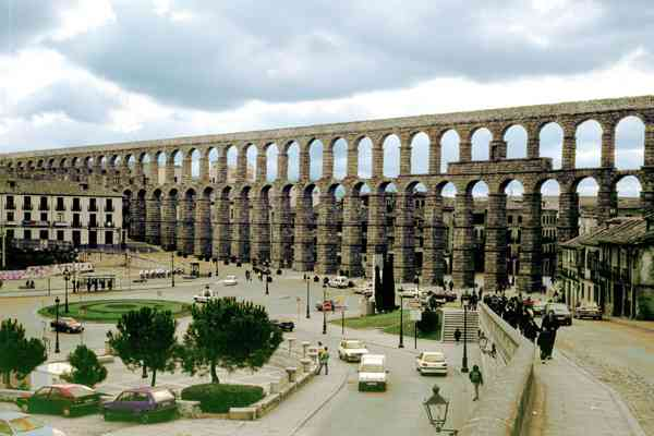 Segovia Spain  city pictures gallery : Foto: Acueducto inmenso