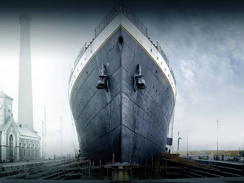 Foto: Titanic birth place