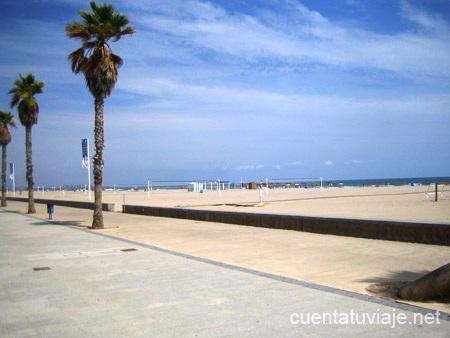 Pueblo con encanto alboraia valencia - Hoteles en la playa de la malvarrosa ...