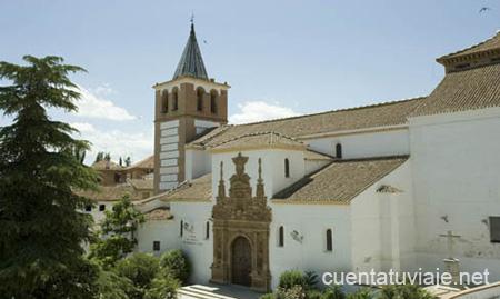 Iglesia de Santiago, Guadix