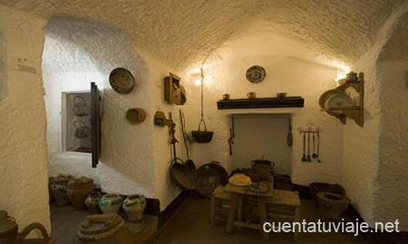 Cueva Museo, Guadix