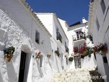 Pueblo con encanto mijas m laga for Oficina de turismo de mijas