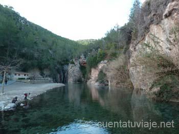 Pueblo con encanto montanejos castell n - Fuente de los banos montanejos ...
