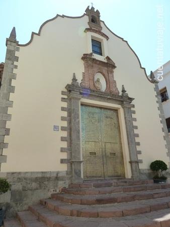 Ermita de la Sangre, Sagunto.