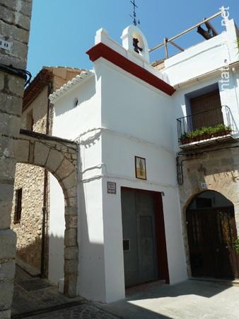 Ermita de la Magdalena, Sagunto.