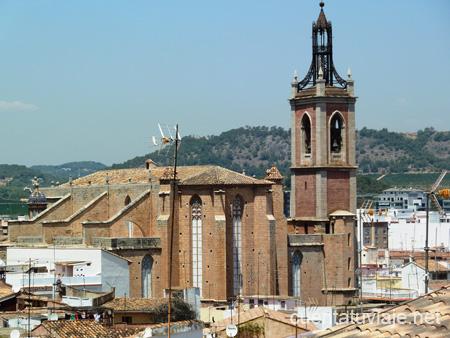 Iglesia de Santa María, Sagunto.