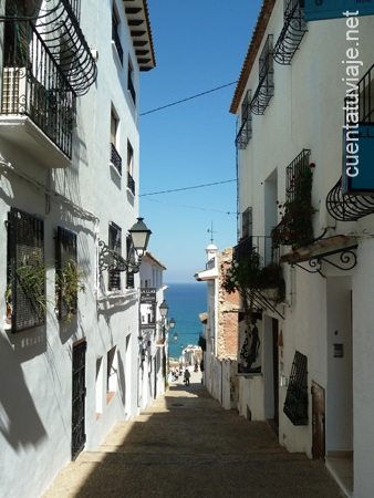 Altea, Costa Blanca. Alicante.