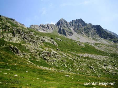 Pico de la Montañeta, Benasque (Huesca)