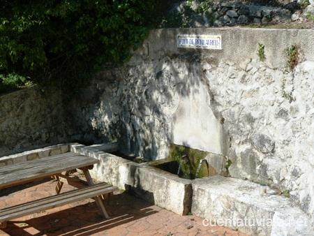 Ruta: RUTA DEL BARRANCO DEL INFIERNO ( La Vall de Laguar