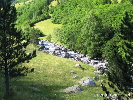 Valle de Estós, Benasque (Huesca)
