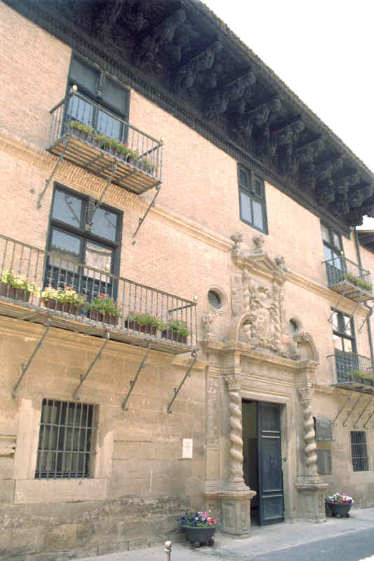 Palacio  Ongay-Vallesantoro