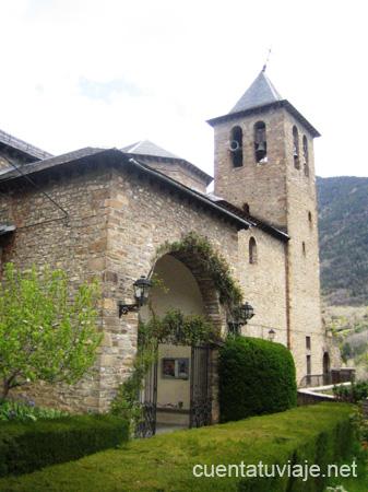 Iglesia Parroquial deTorla.